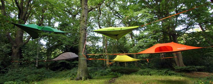 tente hamac suspendue vista tree tent atypik nomad. Black Bedroom Furniture Sets. Home Design Ideas